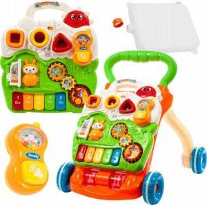 Baby Walker - Loopwagen - Speelgoed - Looptrainer - Met muziek