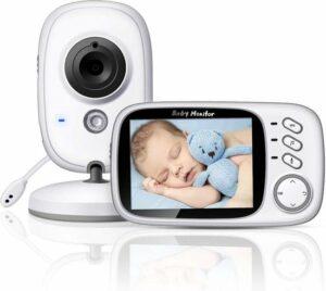 Babyfoon met camera - 3.2 inch babyphone