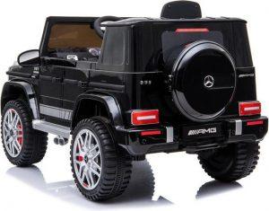 Elektrische Kinderauto - Mercedes-Benz G63 AMG - 12V met Afstandsbediening