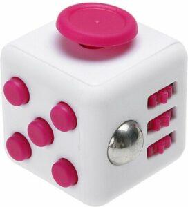 Fidget Cube tegen Stress - Fidget Toys - Roze