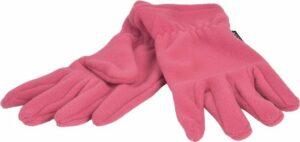 Handschoenen Micro Fleece - Fuchsia - 7-8j