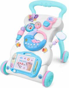 KOMI Shopping - Loopwagen - Leerzaam - Looptrainer - Speelgoed - Ontwikkeling