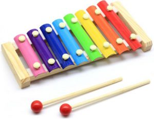 Kinder & Baby speelgoed xylofoon voor kinderen