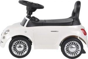 Loopauto Fiat 500 Wit