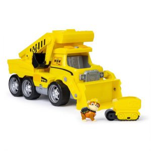 PAW Patrol Ultimate Construction Rescue Truck Rubble