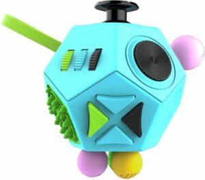ZTWK© - Fidget toys - Fidget cube XXL - Fidget toys pakket - random kleur