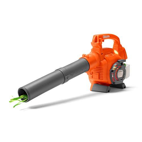 Husqvarna 589746401 Blad speelgoed kunststof blazer, Grijs/Oranje