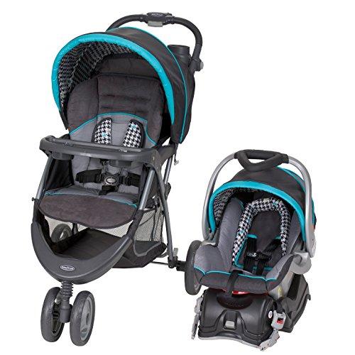 Afbeelding van Baby Trend EZ Ride 5 Reissysteem, Hounds Tooth
